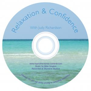 Hypnosis MP3, Relaxation and Confidence  by Judy Richardson